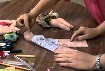 minhas bonecas preferidas / modelos de bonecas / by mluisa araujo