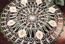 Doilies & Motifs / If you see something you like, follow the link to our website for more pictures and a detailed description.