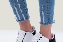 Sneakers cu platforma dama