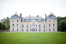 Chateau de Varennes, French Wedding Venue / Photography by www.oliviaphotography.co.uk