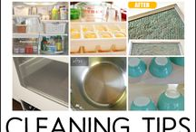 Cleaning advice and tips