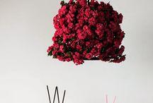 Ideas con Flores
