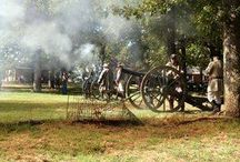 Civil War Days Event (2014) / An annual Village event - Civil War Days where re-enactors, crafters and the 1800's come to life!