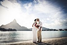 Our Honeymooners / Clients that we have planned dream honeymoons for!