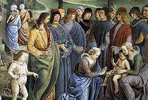 Pinturicchio / Storia dell'Arte Pittura  15°-16° sec. Pinturicchio (Bernardino di Betto)  1454-1513