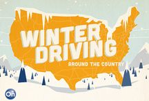 Winter Driving Tips / No matter what climate zone you're in, there are always challenges with winter driving. But with OnStar, help is just a button push away.
