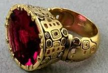 JEWELRY WITH DECORATIONS