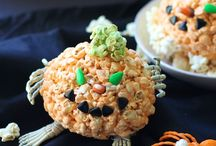 Halloween Treats & Fall Eats