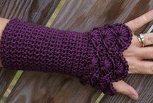 Crochet (Rękawiczki)