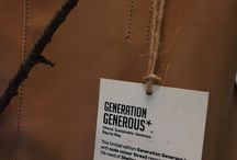 Nude thread = Shelter / With every bag you purchase, #GenerationGenerous will provide a homeless child in #India with 5 months of safe shelter. The nude colour thread that this bag is made with represents the basic life need of #Shelter.