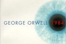 Book, novel / Book, novel, George Orwell, kitap, roman, nineteen-eightyfour, 1984