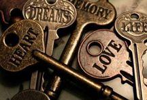 Key to my Heart / by Mellina Olsen