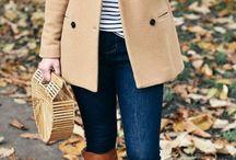 ubrania jesien