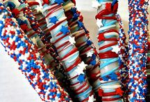 fourth of July ideas / by Judy Sangder