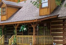 Log Home Maintenance Tips / Easy, accessible tips to keep your log home looking beautiful.
