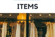 10 Must Have Items You Need in Your Wardrobe / Here is a list of 10 must have items every woman should have in her wardrobe.