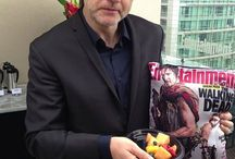 David Morrissey / David Mark Morrissey (born 21 June 1964) is an English actor, director, producer, and screenwriter. At the age of 18, he was cast in the television series One Summer (1983), which won him recognition throughout the country.