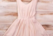 Dress / Blue dress