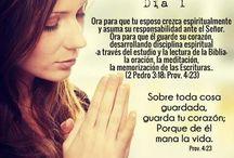 Oración por el esposo