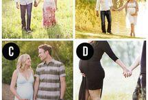 Poses embarazo