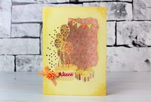 Melded Collection / Here you can find some card samples used the wonderful Melded collection.