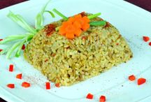 Meatless Menu: Rice / Rock your Meatless Monday rice with these tasty recipes!