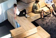 flexible meeting area