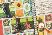 Scrapbooking Inspiration / by Pixiezilla
