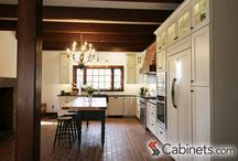 Rustic Kitchens / by Cabinets.com