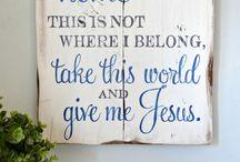 Jesus is #1 / by Ann Hubbard