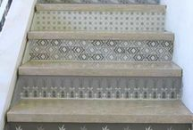 Stairs/Entry Way / by Sara Nolting (3.6.5 Design)