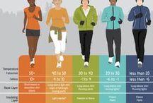 ubiór podczas biegania