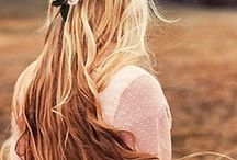<< FLOWERS IN THE HAIR  >>