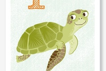 Turtle Turtle Turtle / by Heather McCarn