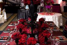 REDD Table wedding
