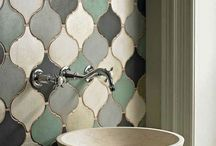 Miles of Tiles / Tiles for all rooms and spaces