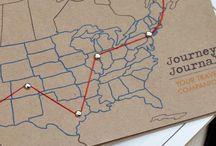 Crafts - Travel Scrapbook Albums & Journals