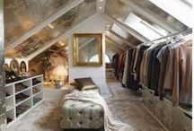 attic ideas / by Kelly Young