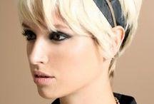 HAIRSTYLES - SHORT HAIR