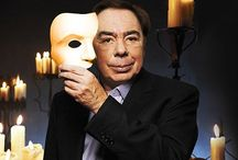 Andrew Lloyd Webber / Pics related to this composer and his work. Sometimes it may seem I add only Phantom stuff, but that's because most pics on Pinterest are from POTO. DON'T WORRY, I AM AWARE THAT ALW WROTE MORE THAN JUST POTO AND LND, I am a big fan of all of his work, Phantom, Evita, Cats and JC Superstar especially.
