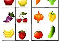 MŠ-ovoce a zelenina