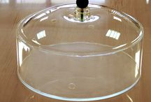 Cloche à crêpes spéciale 42 cm par Crêpes de France / Une cloche à crêpes spécialement étudiée pour garder vos crêpes à températures et les stocker. Jusqu'à 80 crêpes