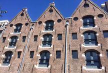 Zoutkeetsgracht / Inrichting door Blom interieurs van het appartementenhotel Zoutkeetsgracht in Amsterdam