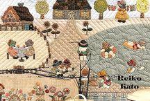 my dream quilts. Reiko Kato