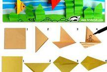 κατασκευές από χαρτι