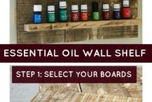Essential Oil : Shelves