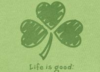 St Patrick's Day (My Birthday)