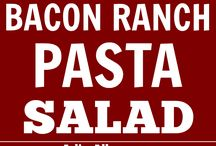pasta salad lunch Ideas