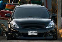 Nissan Teana Custom Modified