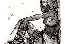 * ISM. kunoichi